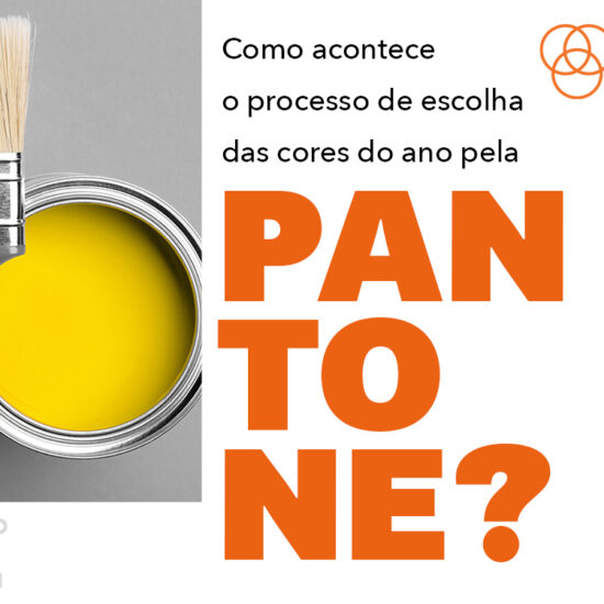 Como acontece o processo de escolha das cores do ano pela Pantone?